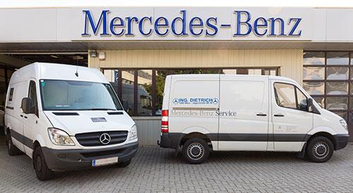 Services - Flottenservice