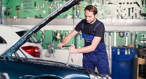 Services - Mechanische Werkstatt
