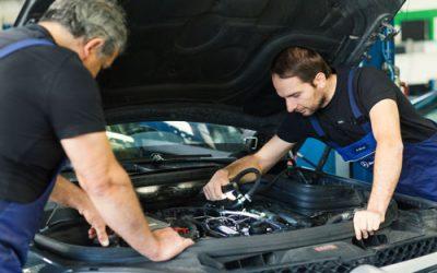 Kleinschadenreparatur für Fahrzeuge aller Marken