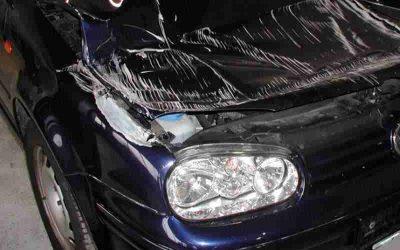 Autounfall – was tun? Wir sind für Sie da!