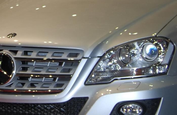 Pflege-Pakete für Ihren Mercedes